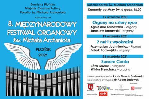 Festiwal Organowy 2021