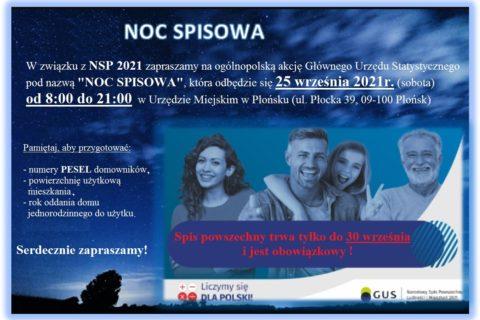 NOC SPISOWA NOWY